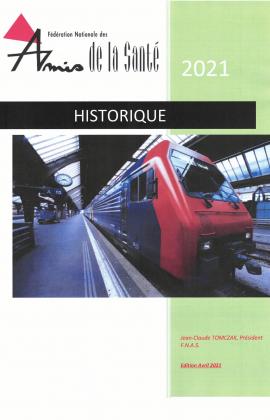 Historique Fédération Nationale